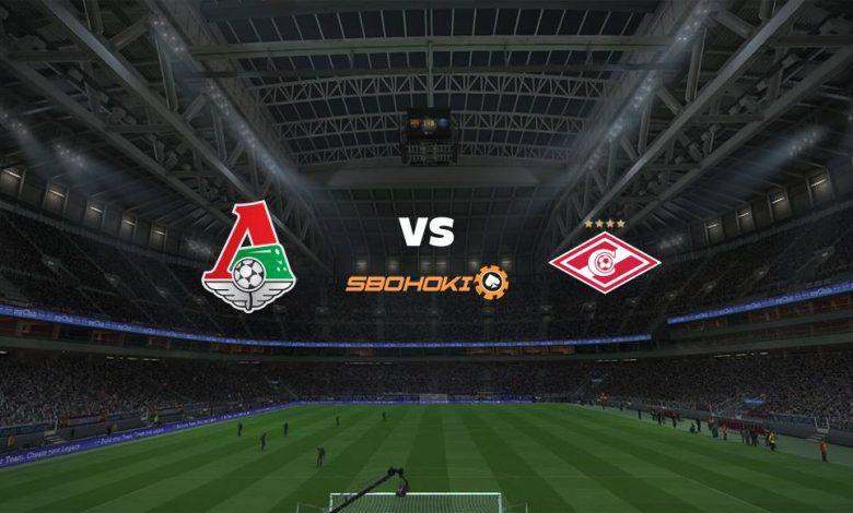 Live Streaming Lokomotiv Moscow vs Spartak Moscow 11 April 2021 1