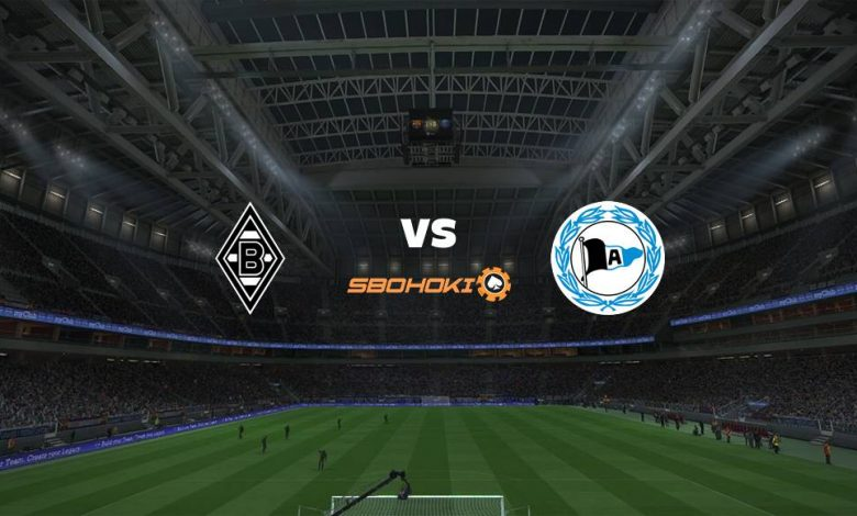 Live Streaming M'gladbach vs Arminia Bielefeld 25 April 2021 1