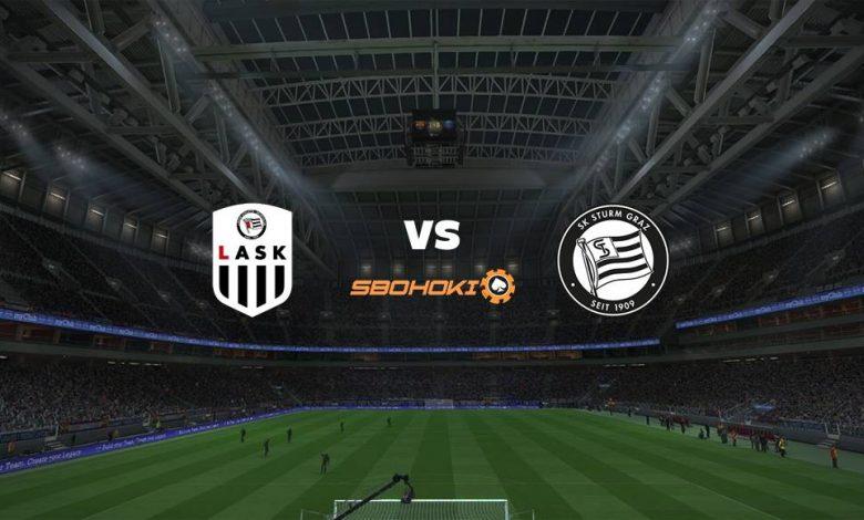 Live Streaming LASK Linz vs SK Sturm Graz 28 April 2021 1