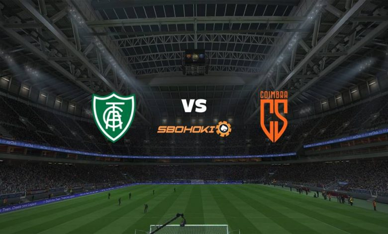 Live Streaming Amrica-MG vs Coimbra 17 April 2021 1