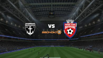 Photo of Live Streaming  Voluntari vs FC Botosani 9 April 2021