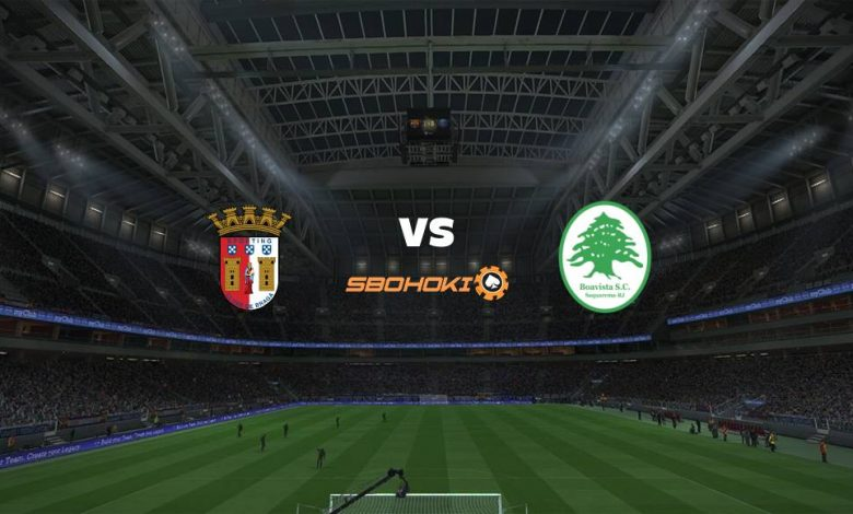 Live Streaming Braga vs Boavista 21 April 2021 1