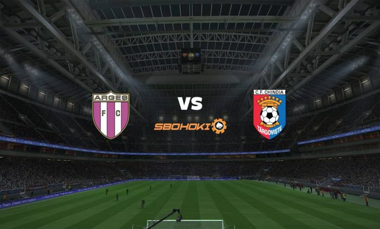 Live Streaming FC Arges vs Chindia Targoviste 9 April 2021 1