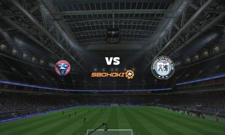 Live Streaming Olmedo vs Guayaquil City FC 27 April 2021 1