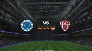 Photo of Live Streaming  Cruzeiro vs Patrocinense 18 April 2021