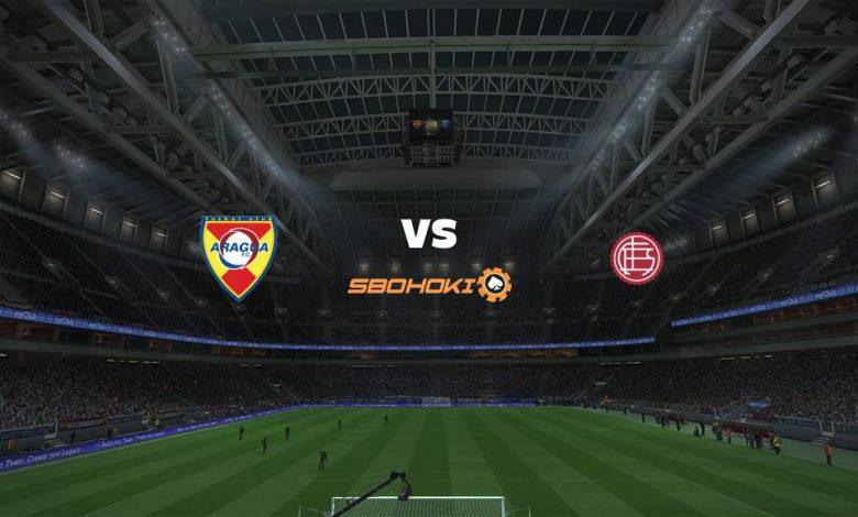 Live Streaming Aragua vs Lans 22 April 2021 1