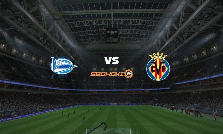 Live Streaming Alavs vs Villarreal 21 April 2021 1
