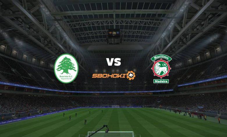 Live Streaming Boavista vs Maritimo 25 April 2021 1