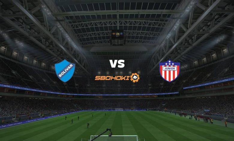 Live Streaming Bolvar vs Atltico Junior 7 April 2021 1