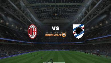 Photo of Live Streaming  Milan vs Sampdoria 3 April 2021