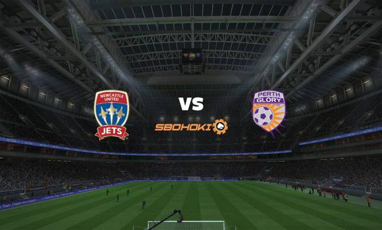 Live Streaming Newcastle Jets vs Perth Glory 13 April 2021 1
