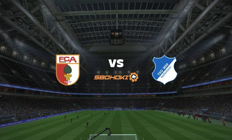 Live Streaming FC Augsburg vs Hoffenheim 3 April 2021 1