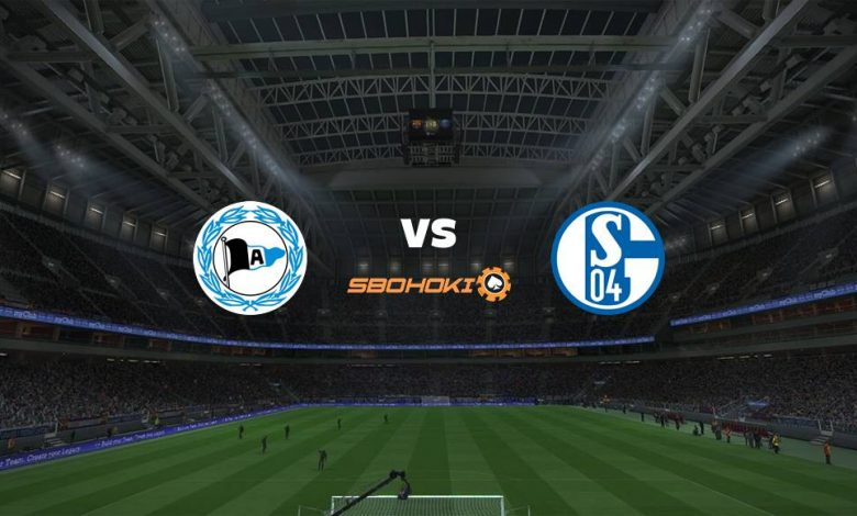 Live Streaming Arminia Bielefeld vs Schalke 04 20 April 2021 1