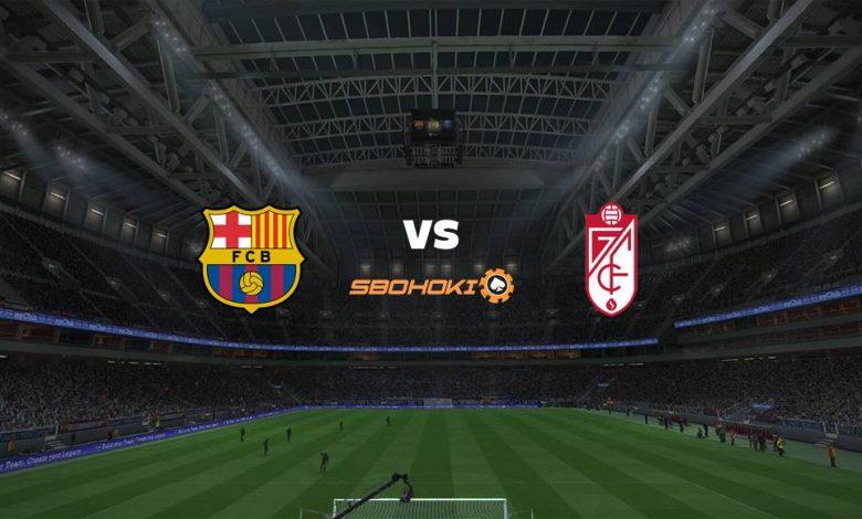 Live Streaming Barcelona vs Granada 28 April 2021 1