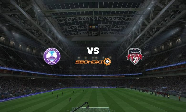 Live Streaming Orlando Pride vs Washington Spirit 21 April 2021 1