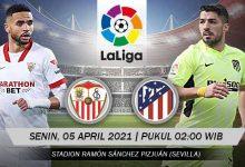 Photo of Prediksi Sevilla vs Atletico Madrid: Laga Menjaga Tahta La Liga