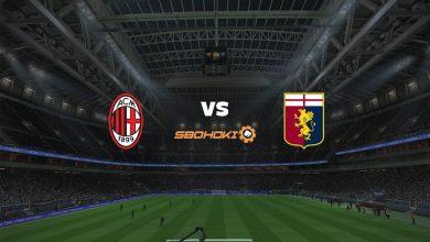 Photo of Live Streaming  Milan vs Genoa 18 April 2021
