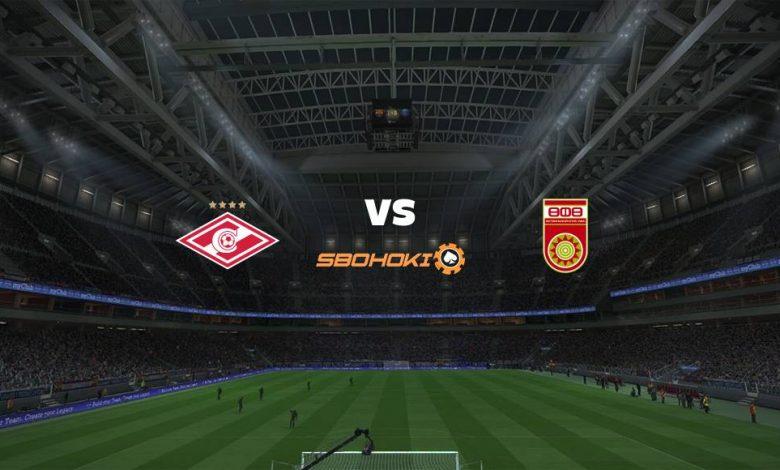 Live Streaming Spartak Moscow vs FC Ufa 18 April 2021 1