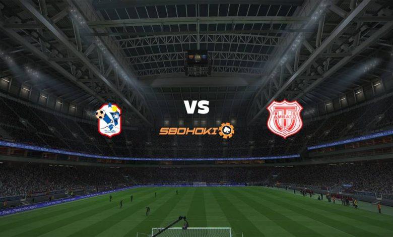 Live Streaming Manta F.C. vs Tcnico Universitario 9 April 2021 1