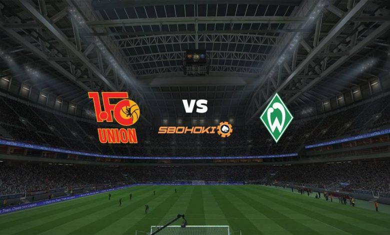 Live Streaming FC Union Berlin vs Werder Bremen 24 April 2021 1