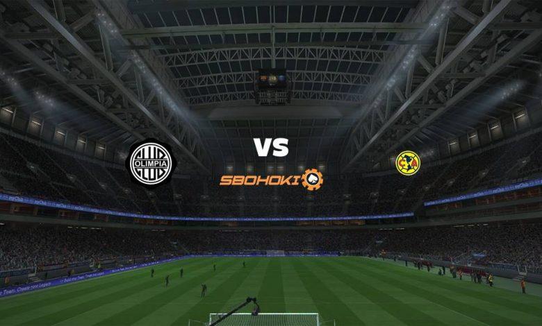 Live Streaming Olimpia vs Amrica 8 April 2021 1