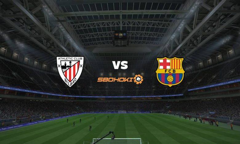 Live Streaming Athletic Bilbao vs Barcelona 17 April 2021 1