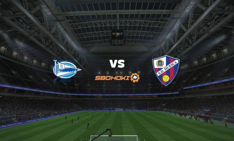 Live Streaming Alavs vs Huesca 18 April 2021 1