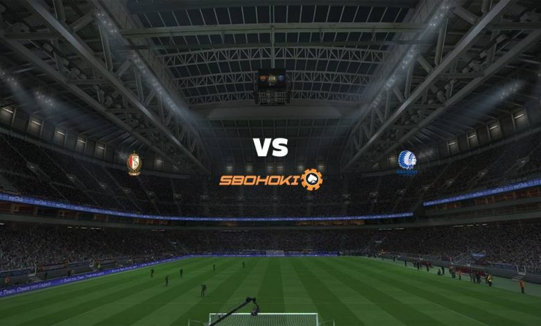Live Streaming Standard Liege vs KAA Gent 4 April 2021 1