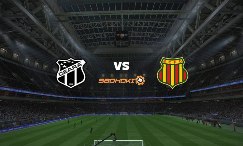 Live Streaming Cear vs Sampaio Corra 18 April 2021 1