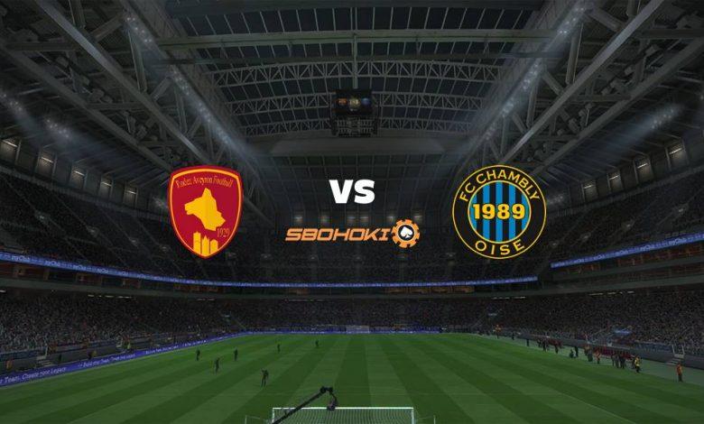 Live Streaming Rodez Aveyron vs FC Chambly 3 April 2021 1