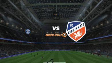 Photo of Live Streaming  New York City FC vs FC Cincinnati 24 April 2021