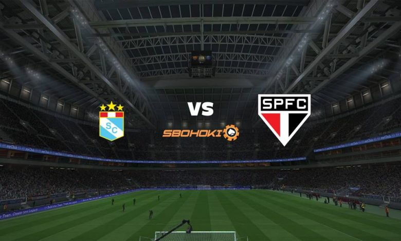 Live Streaming Sporting Cristal vs So Paulo 21 April 2021 1