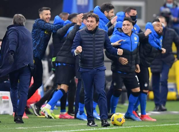 Bertanding Lagi, Inter Milan Berambisi Raih Poin Maksimal di Markas Bologna 1