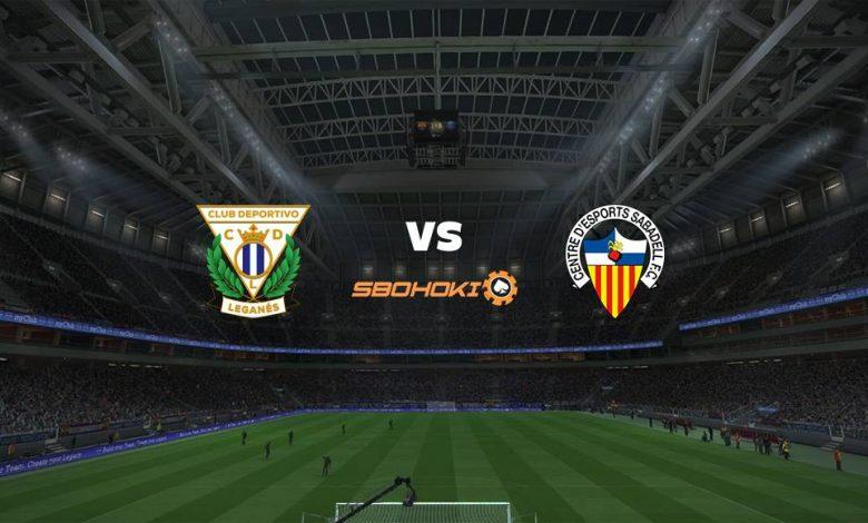 Live Streaming Legans vs CD Sabadell 4 April 2021 1