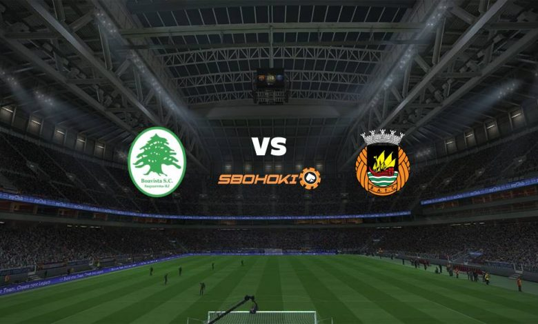 Live Streaming Boavista vs Rio Ave 10 April 2021 1