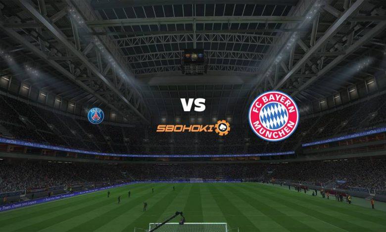 Live Streaming Paris Saint-Germain vs Bayern Munich 13 April 2021 1