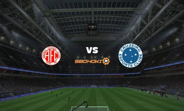Live Streaming Amrica-RN vs Cruzeiro 15 April 2021 1