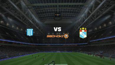 Photo of Live Streaming  Racing Club vs Sporting Cristal 29 April 2021