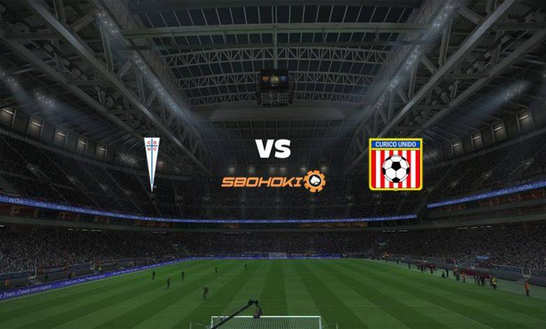 Live Streaming Universidad Catlica vs Curic Unido 17 April 2021 1