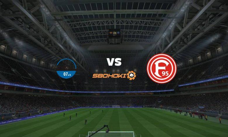 Live Streaming SC Paderborn 07 vs Fortuna Dsseldorf 24 April 2021 1