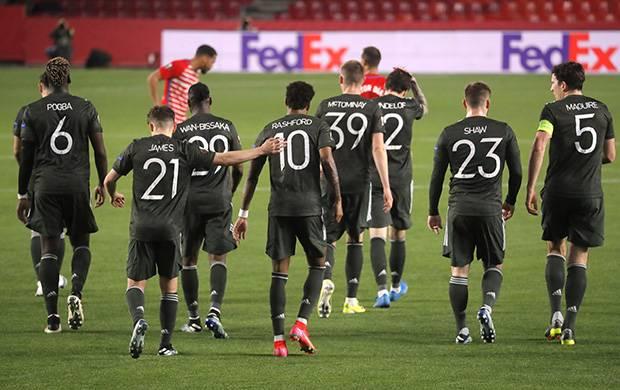 Tiga Pemain Man United Jadi Tumbal Kemenangan Lawan Granada 1