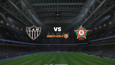 Photo of Live Streaming  Atlético-MG vs Boa Esporte 18 April 2021
