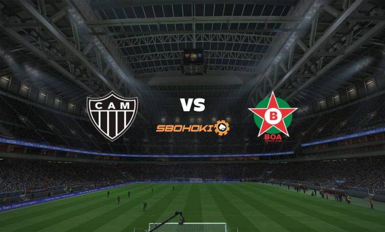 Live Streaming Atltico-MG vs Boa Esporte 18 April 2021 1