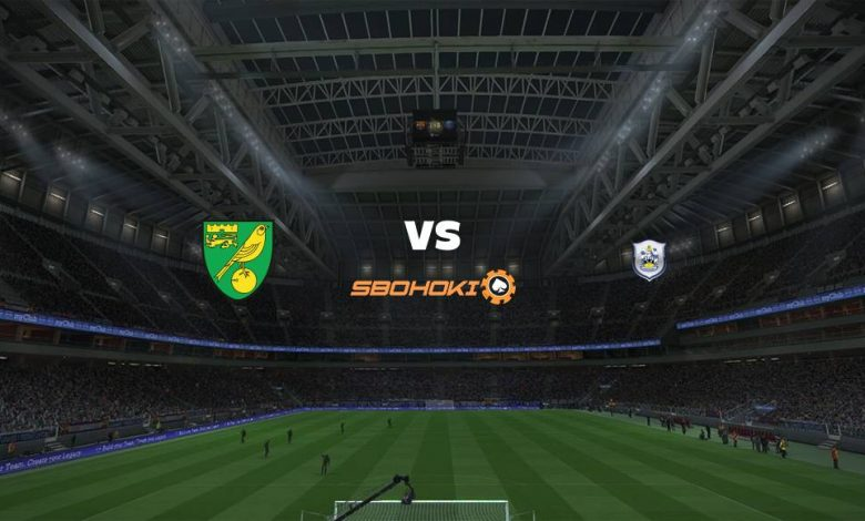Live Streaming Norwich City vs Huddersfield Town 6 April 2021 1