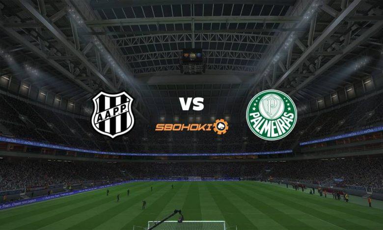 Live Streaming Ponte Preta vs Palmeiras 25 April 2021 1