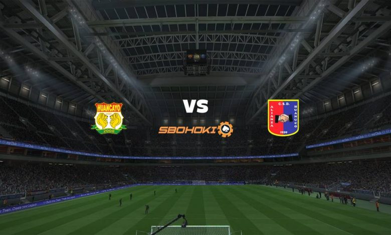 Live Streaming Sport Huancayo vs Alianza Universidad 28 April 2021 1