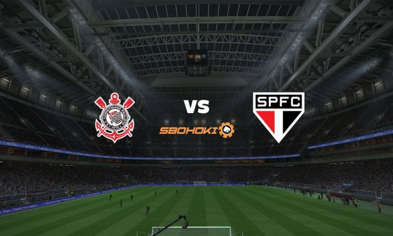 Live Streaming Corinthians vs So Paulo 11 April 2021 1