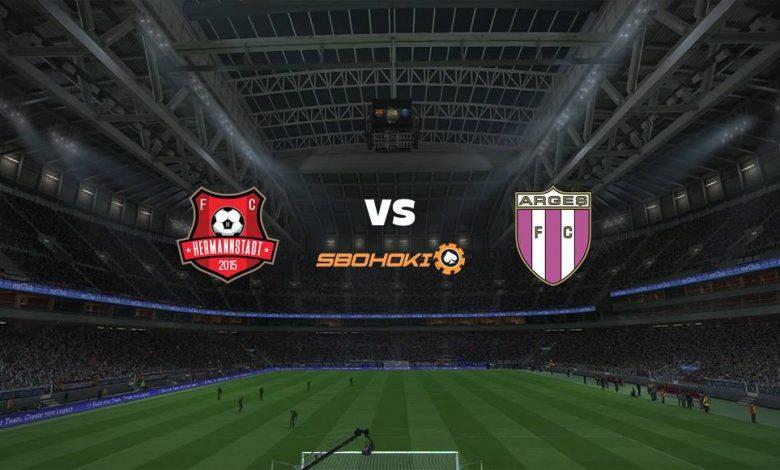 Live Streaming Hermannstadt vs FC Arges 20 April 2021 1