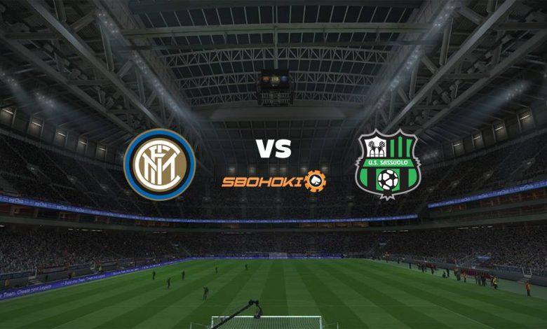 Live Streaming Inter Milan vs Sassuolo 7 April 2021 1