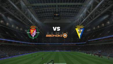 Photo of Live Streaming  Valladolid vs Cádiz 24 April 2021